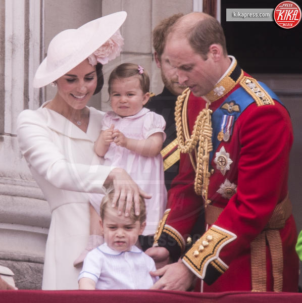 Principessa Charlotte Elizabeth Diana, Principe George, Principe William - Londra - 11-06-2016 - George e Charlotte tra paggetti e damigelle: le foto più belle
