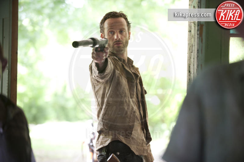 Andrew Lincoln - 08-05-2012 - The Walking Dead 7, questa sera il gran finale: chi morirà?