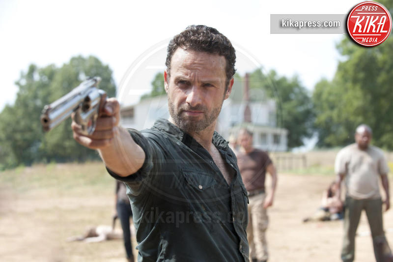Andrew Lincoln - 07-02-2012 - The Walking Dead 7, questa sera il gran finale: chi morirà?
