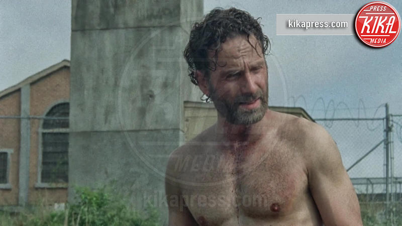 Andrew Lincoln - 13-06-2016 - The Walking Dead 7, questa sera il gran finale: chi morirà?