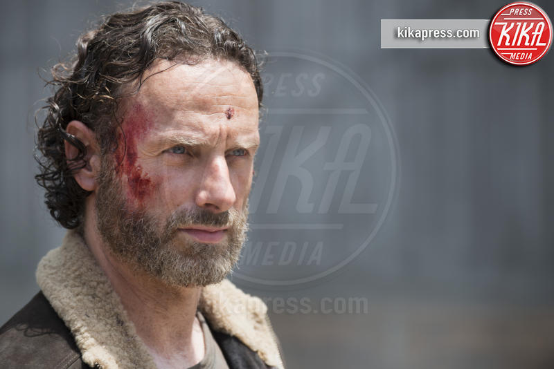 Andrew Lincoln - 08-05-2014 - The Walking Dead 7, questa sera il gran finale: chi morirà?