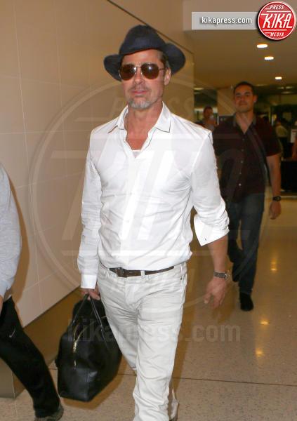 Brad Pitt - Los Angeles - 09-06-2016 - Un anno senza Brangelina: parla Brad Pitt
