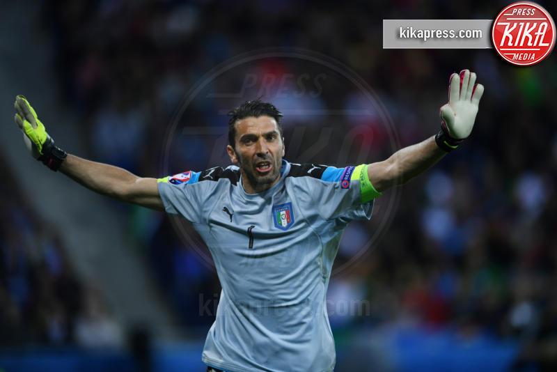 Gianluigi Buffon - Lyon - 14-06-2016 - Gigi Buffon confessa: