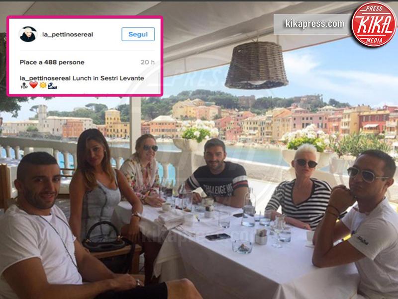 Patrizia Griffini, Andrea Iannone, Belen Rodriguez - Sestri Levante - 14-06-2016 - Belen Rodriguez: è Andrea Iannone il suo nuovo uomo?