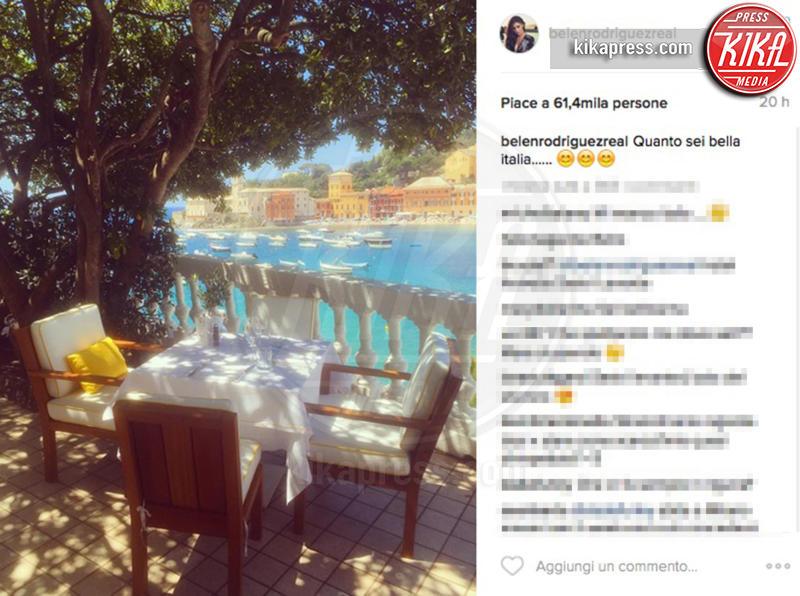 Belen Rodriguez - Sestri Levante - 14-06-2016 - Belen Rodriguez: è Andrea Iannone il suo nuovo uomo?