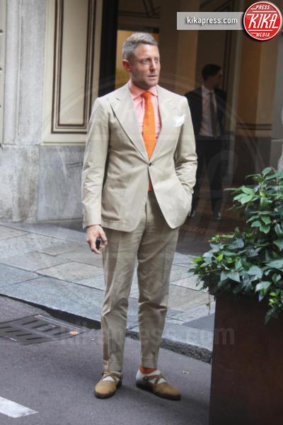 Lapo Elkann - Milano - 14-06-2016 - Lapo Elkann, 40 anni tra genio (stilistico) e sregolatezza