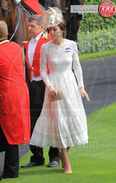 Kate Middleton - Ascot - 15-06-2016 - Kate Middleton e Mary di Danimarca, lo stile è lo stesso