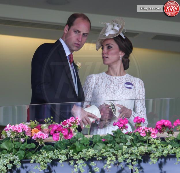 Principe William, Kate Middleton - Ascot - 15-06-2016 - Principe William vs Closer: 1,5 milioni per il topless di Kate