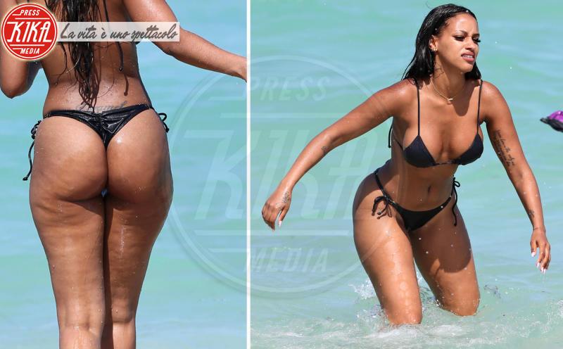 Fanny Neguesha - Miami - 16-06-2016 - Estate 2019: lo spauracchio cellulite!
