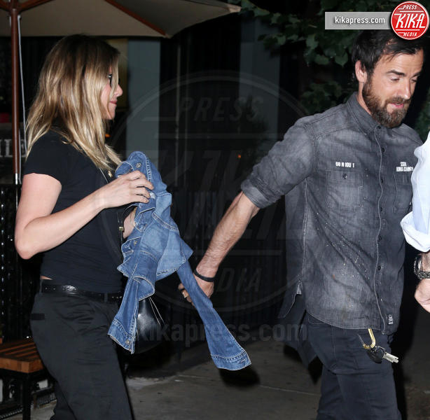 Justin Theroux, Jennifer Aniston - New York - 17-06-2016 - Jennifer Aniston: 'Justin se firmi ti lascio'