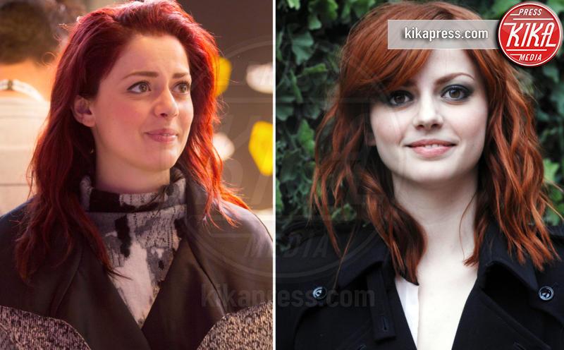 Annalisa Scarrone - Milano - 17-06-2016 - Prima e dopo: il miracolo del make up!