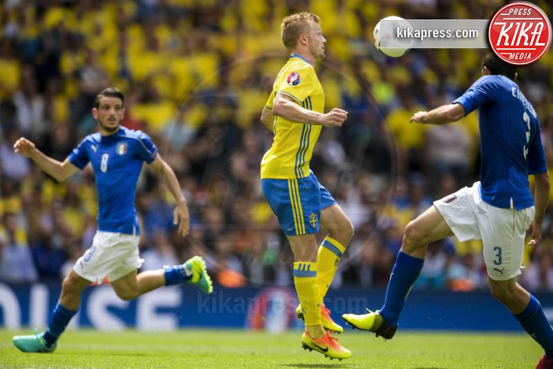 Alessandro Florenzi - Tolosa - 17-06-2016 - Euro 2016: Italia-Svezia, Eder regala la qualificazione