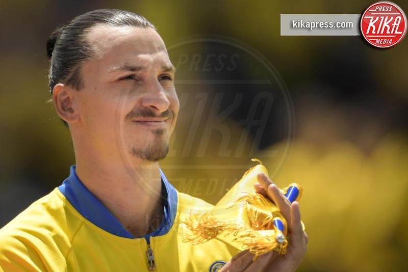 Zlatan Ibrahimovic - Tolosa - 17-06-2016 - Zlatan Ibrahimovic: ecco le mura domestiche del Dio del pallone