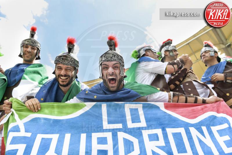 Tifosi italiani - Tolosa - 17-06-2016 - Euro 2016: Italia-Svezia, Eder regala la qualificazione