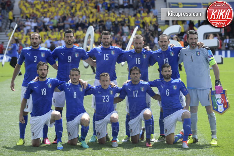 Italia - Tolosa - 17-06-2016 - Euro 2016: Italia-Svezia, Eder regala la qualificazione