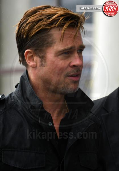 Brad Pitt - Le Mans - 18-06-2016 - Brad Pitt starter ufficiale della 24 Ore di Le Mans
