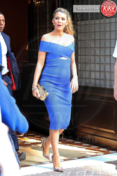 Blake Lively - New York - 20-06-2016 - Blake Lively e Ryan Reynolds sono genitori bis