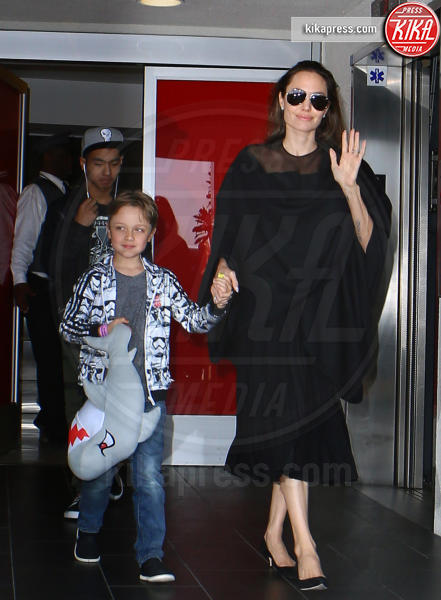 Knox Leon Jolie Pitt, Angelina Jolie - Los Angeles - 21-06-2016 - Angelina Jolie, la verità sul divorzio e i problemi di salute