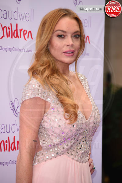 Lindsay Lohan - Londra - 22-06-2016 - Lindsay Lohan: