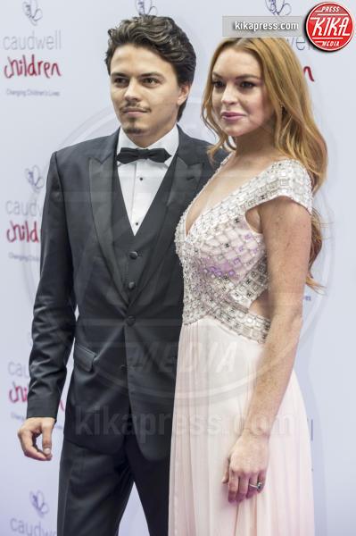 Egor Tarabasov, Lindsay Lohan - Londra - 22-06-2016 - Lindsay Lohan: