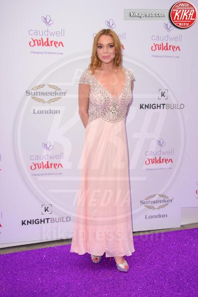 Lindsay Lohan - Londra - 22-06-2016 - Lindsay Lohan ed Egor Tarabasov, la prima uscita pubblica