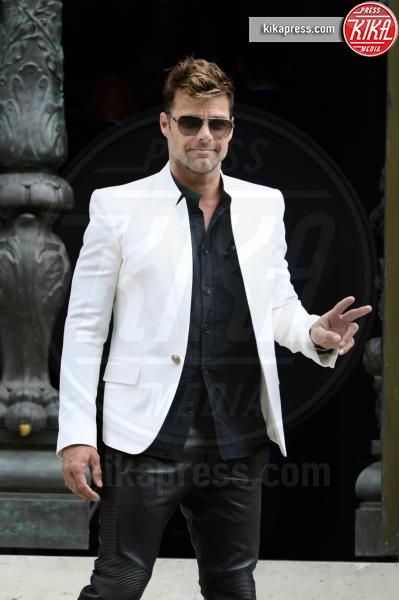 Ricky Martin - Parigi - 25-06-2016 - Alessandra Ambrosio riunisce la famiglia per le sfilate di Dior
