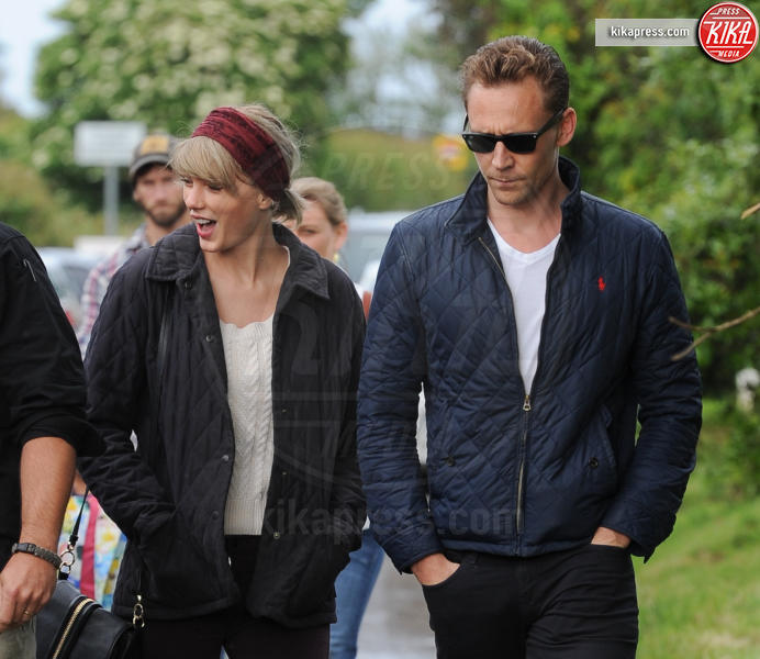 Tom Hiddleston, Taylor Swift - Suffolk - 26-06-2016 - Tom Hiddleston e Taylor Swift si sono lasciati