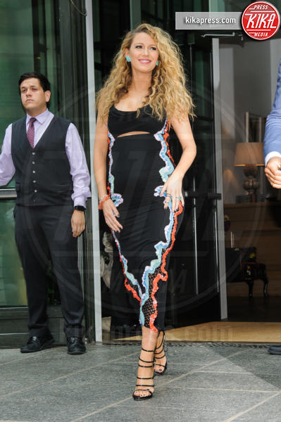 Blake Lively - New York - 23-06-2016 - Blake Lively e Ryan Reynolds sono genitori bis