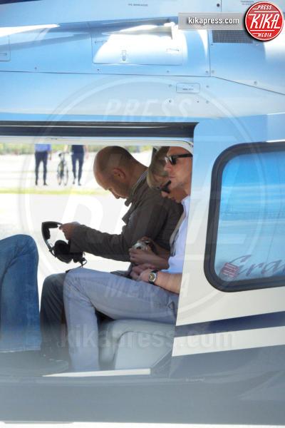 Tom Hiddleston, Taylor Swift - Roma - 28-06-2016 - Swift-Hiddleston lasciano Roma con l'elicottero