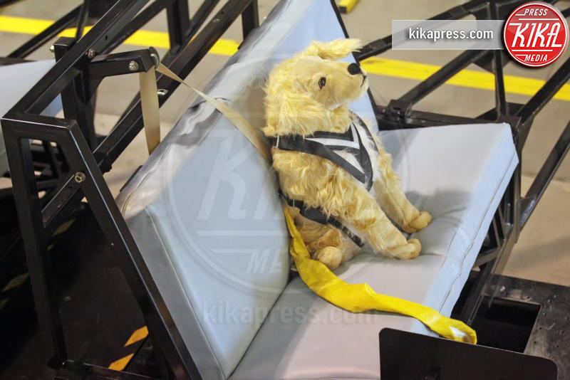Crash Test Pets - Reston - 27-06-2016 - Paura in auto per i vostri animali? Arriva il Crash Test Pets!