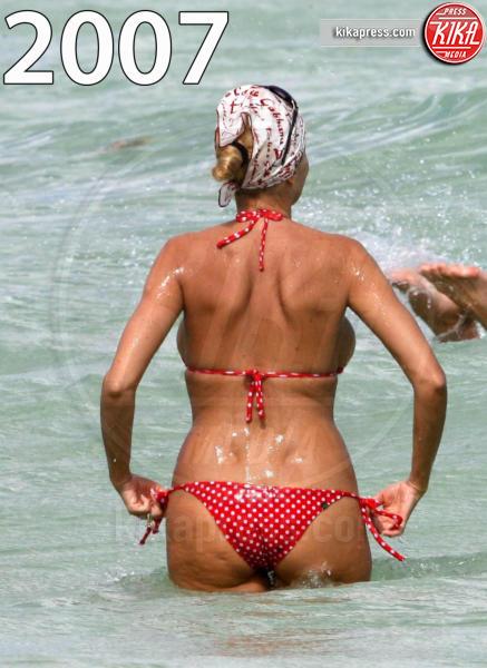 Canio Mazzaro, Rita Rusic - Miami Beach - 09-10-2007 - Estate 2019: lato b ieri e oggi. Qualcosa è cambiato?