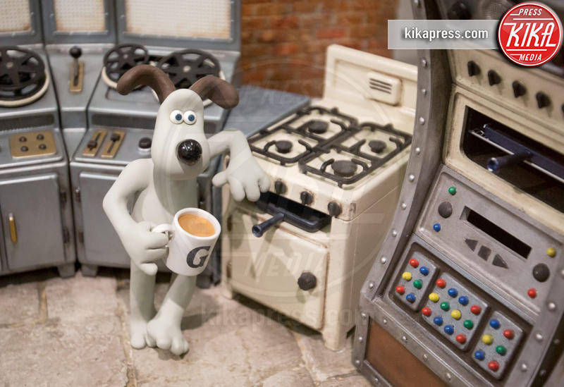 Wallace e Gromit - Sussex - 22-05-2014 - La colazione è pronta: ci pensa la breakfast machine!