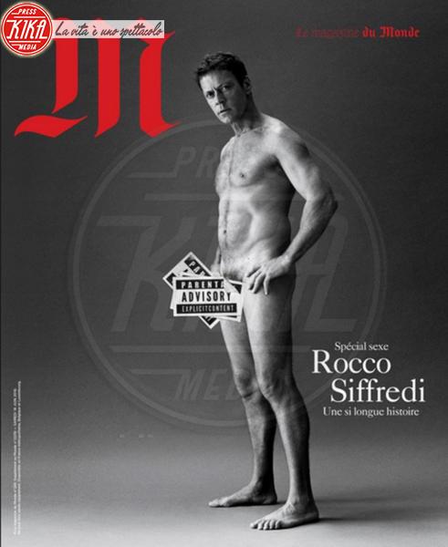 Le Monde, Rocco Siffredi - 01-07-2016 - Rocco Siffredi: la porno passione lo manda all'ospedale