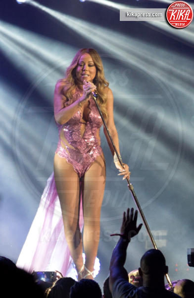 Mariah Carey - New Orleans - 02-07-2016 - Rihanna:
