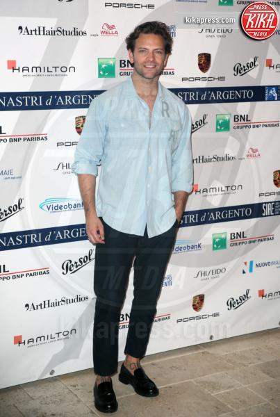 Alessandro Borghi - Taormina - 02-07-2016 - Nastri d'Argento 2016: ecco tutti i vincitori