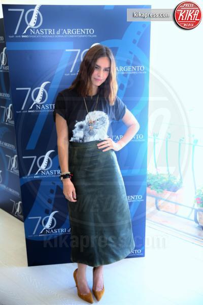 Kasia Smutniak - Taormina - 02-07-2016 - Nastri d'Argento 2016: ecco tutti i vincitori