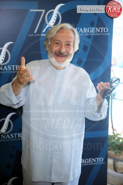 Leo Gullotta - Taormina - 02-07-2016 - Nastri d'Argento 2016: ecco tutti i vincitori