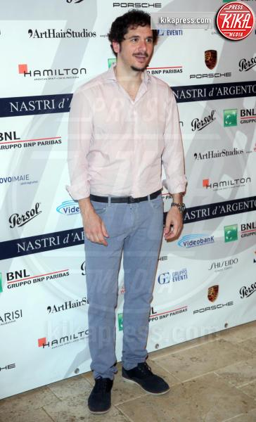 Gabriele Mainetti - Taormina - 02-07-2016 - Nastri d'Argento 2016: ecco tutti i vincitori
