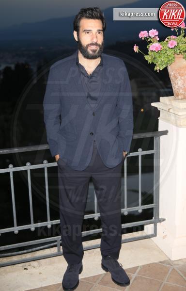 Edoardo Leo - Taormina - 02-07-2016 - Nastri d'Argento 2016: ecco tutti i vincitori
