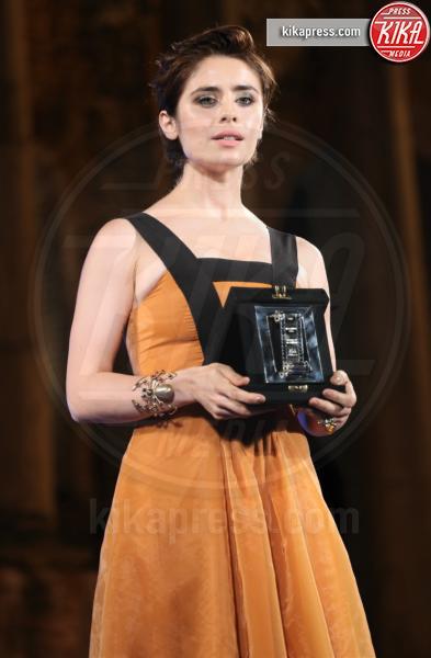 Greta Scarano - Taormina - 02-07-2016 - Nastri d'Argento 2016: ecco tutti i vincitori