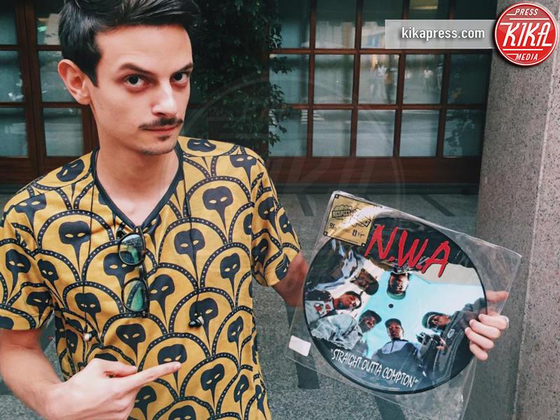 Fabio Rovazzi - Milano - 04-06-2016 - Fabio Rovazzi: a X Factor 10 con Andiamo a Comandare