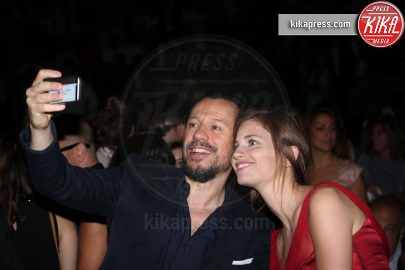 Bianca Vitali, Stefano Accorsi - Taormina - 02-07-2016 - Nastri d'Argento 2016: ecco tutti i vincitori