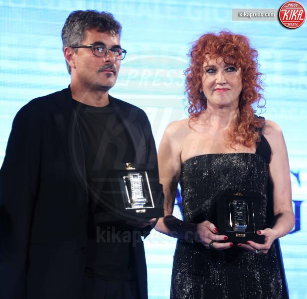 Paolo Genovese, Fiorella Mannoia - Taormina - 02-07-2016 - Nastri d'Argento 2016: ecco tutti i vincitori