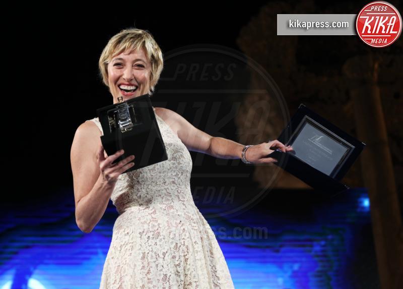 Valeria Bruni Tedeschi - Taormina - 02-07-2016 - Nastri d'Argento 2016: ecco tutti i vincitori