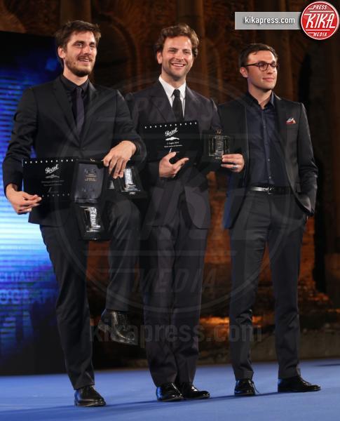 Alessandro Borghi, Luca Marinelli - Taormina - 02-07-2016 - Nastri d'Argento 2016: ecco tutti i vincitori