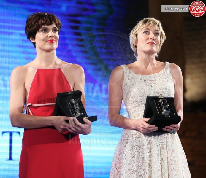 Valeria Bruni Tedeschi, Micaela Ramazzotti - Taormina - 02-07-2016 - Nastri d'Argento 2016: ecco tutti i vincitori