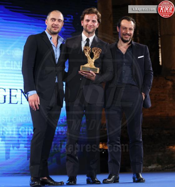 Alessandro Borghi, Claudio Santamaria, Stefano Accorsi - Taormina - 02-07-2016 - Nastri d'Argento 2016: ecco tutti i vincitori