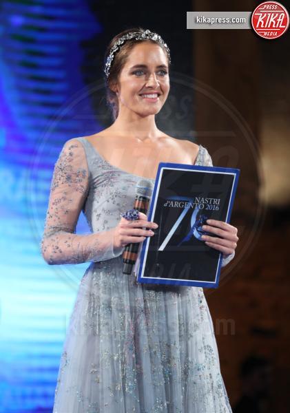 Matilde Gioli - Taormina - 02-07-2016 - Nastri d'Argento 2016: ecco tutti i vincitori