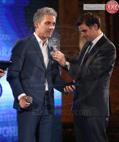 Beppe Fiorello - Taormina - 02-07-2016 - Nastri d'Argento 2016: ecco tutti i vincitori