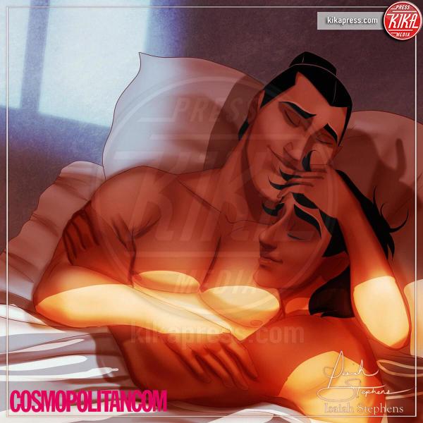 Personaggi Disney - 04-07-2016 - E se i personaggi Disney fossero gay?